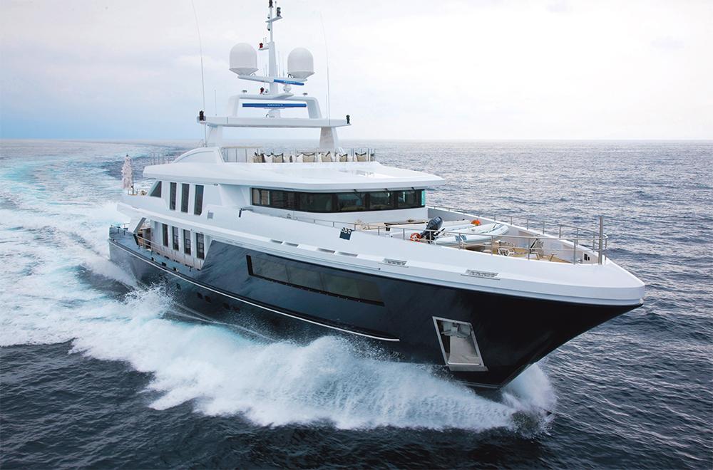 yacht management; master yachts; natori