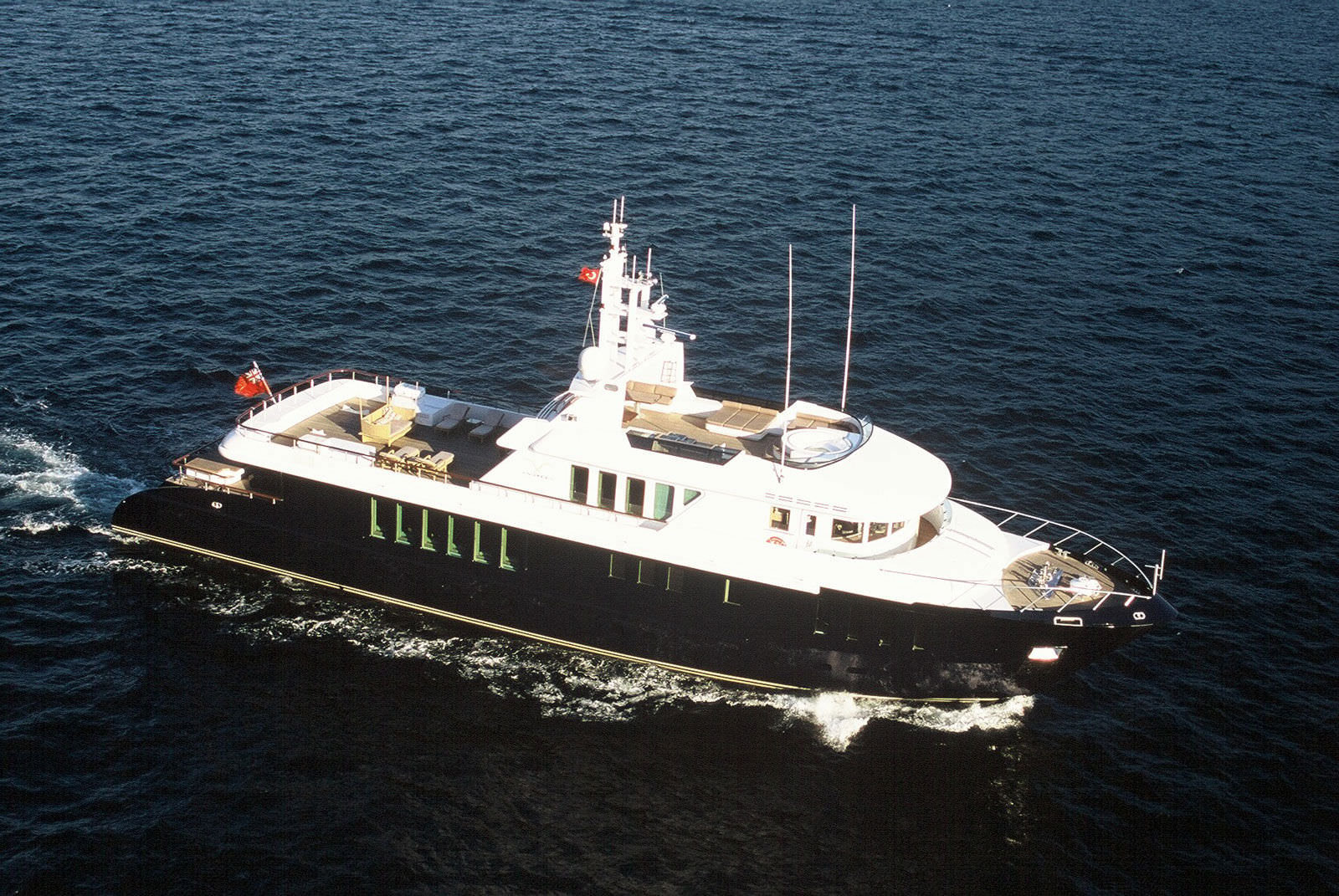 master yachts; refit, sea d