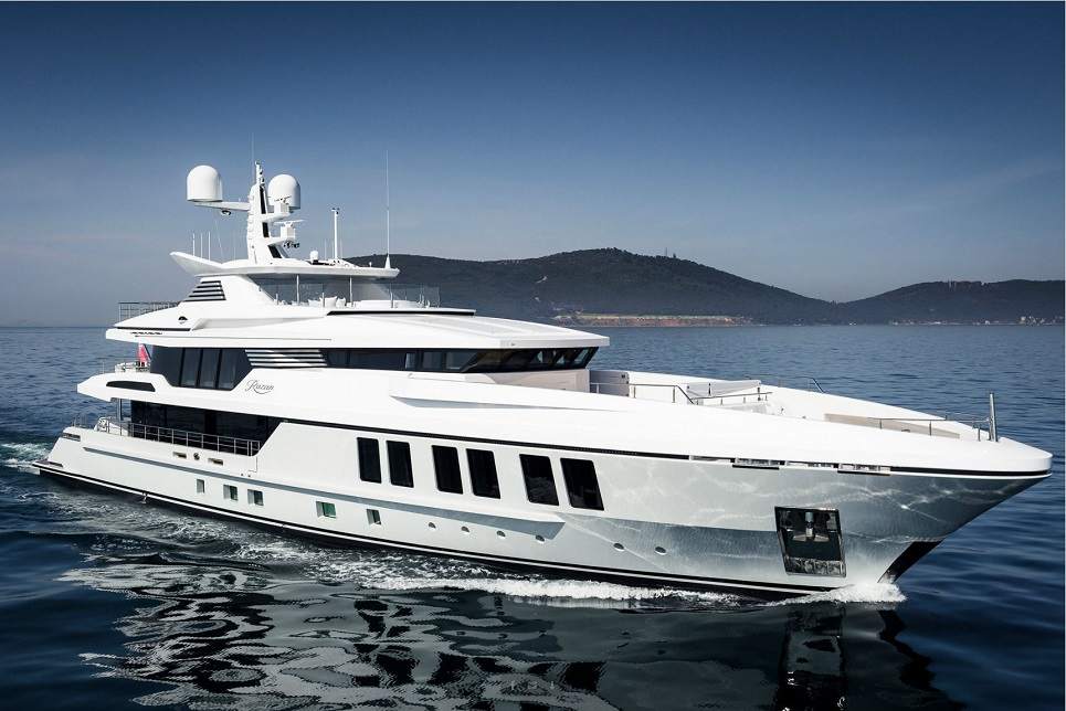 Launch of M/Y Razan