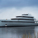 Savannah, the world's first hybrid superyacht, is born