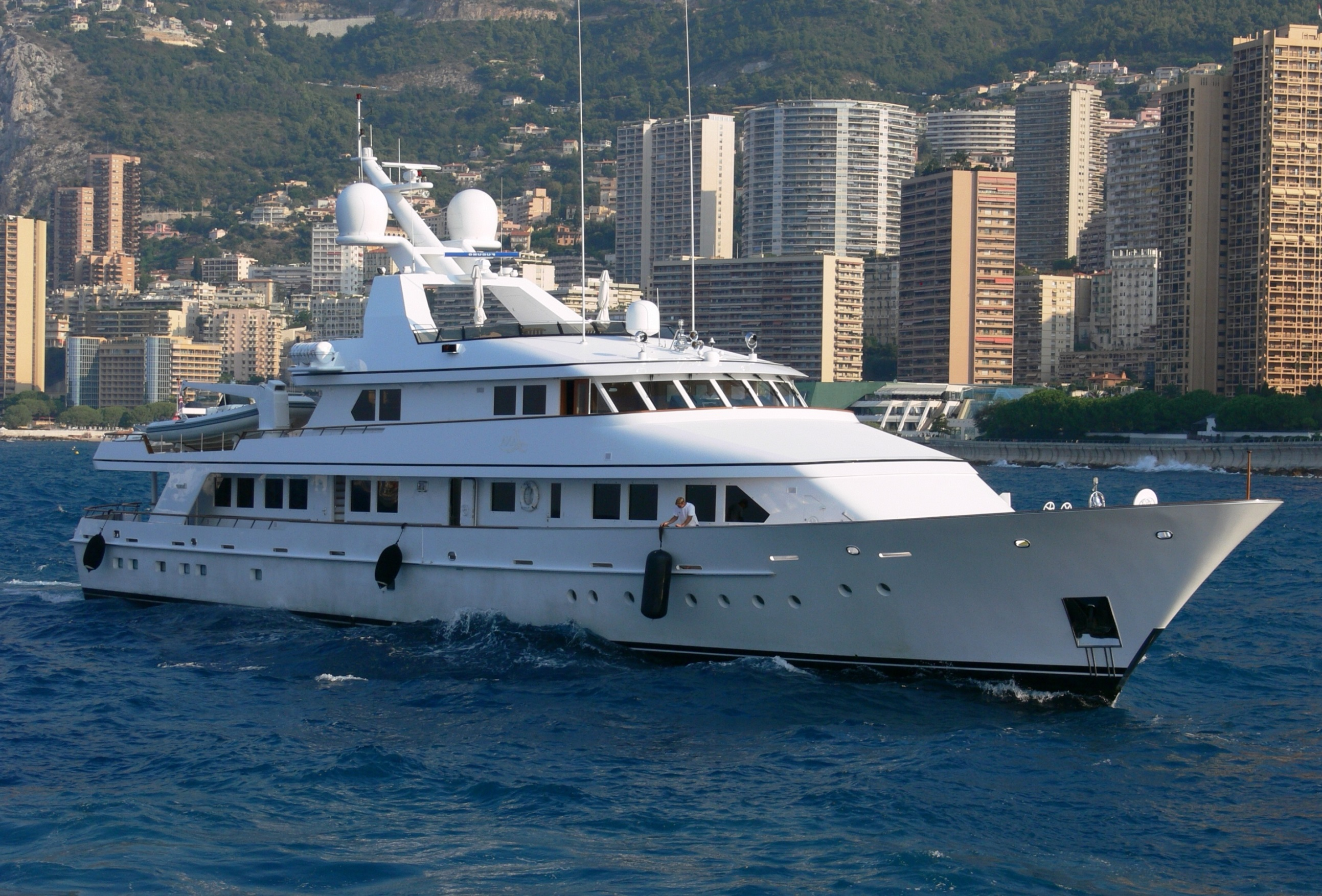 master yachts; refit; constance