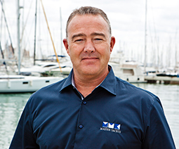 master yachts; adrian berry